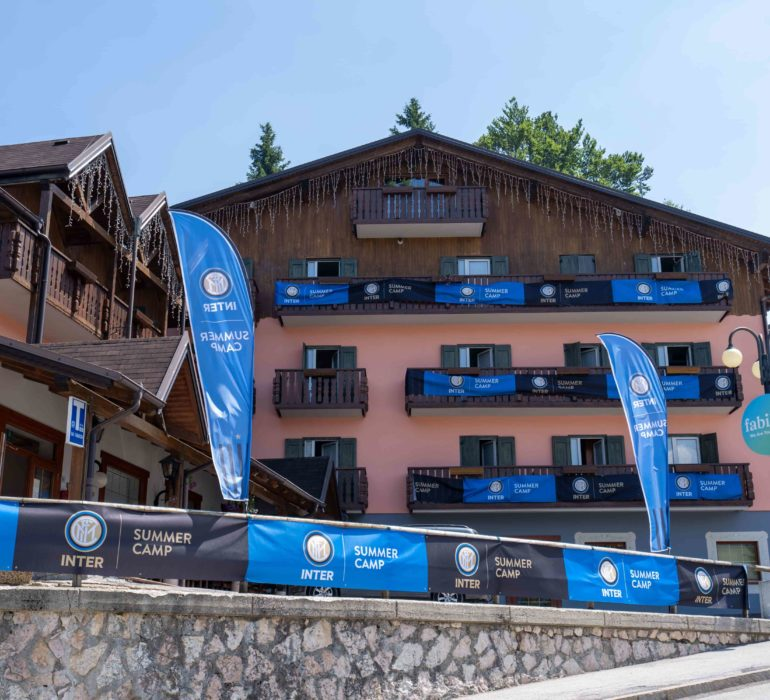 Inter Summer Camp Monte Baldo - Hotel Fabilia