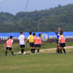 Camp di calcio con Staff Inter
