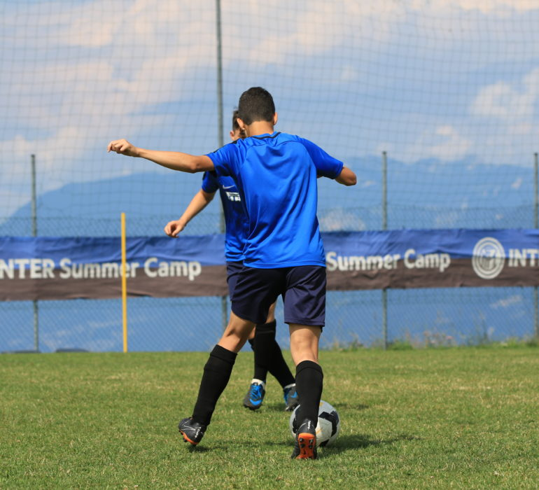 Summer camp di calcio