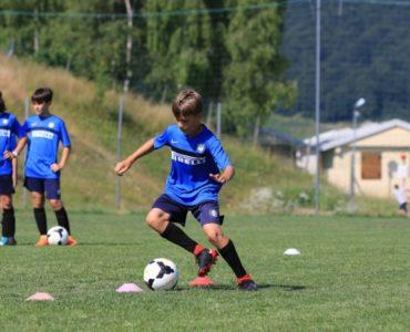 Summer camp di calcio