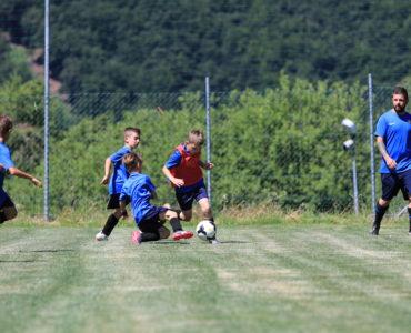 Calcio summer camp per ragazzi