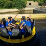 Ragazzi dell'Inter Summer camp in gita a Gardaland