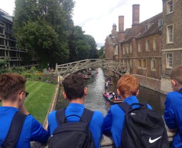 Campus di calcio in Inghilterra