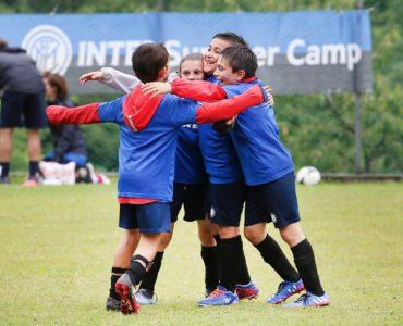 Camp estivi di calcio Inter Summer Camp
