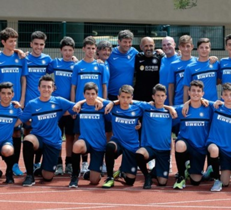 Camp estivi di calcio ragazzi Inter Summer Camp