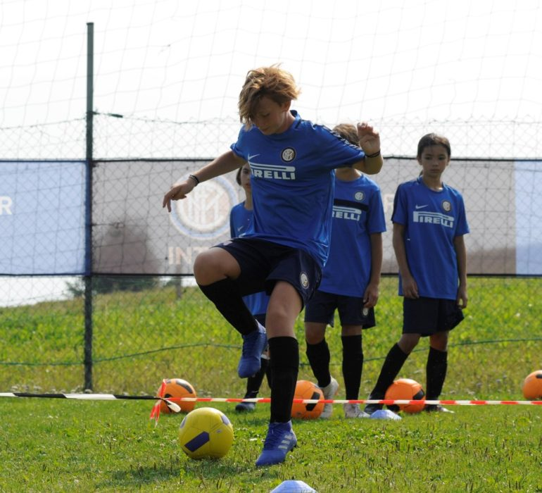 Inter Summer Camp ragazze