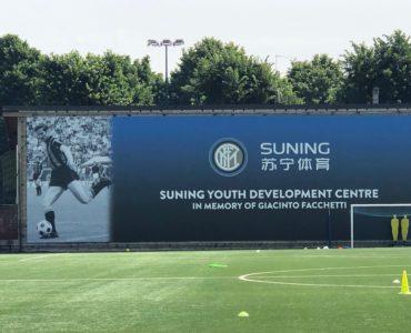 Camp di calcio Milano - Inter Summer Camp