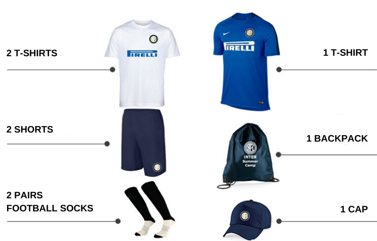 Kit Inter Summer Camp