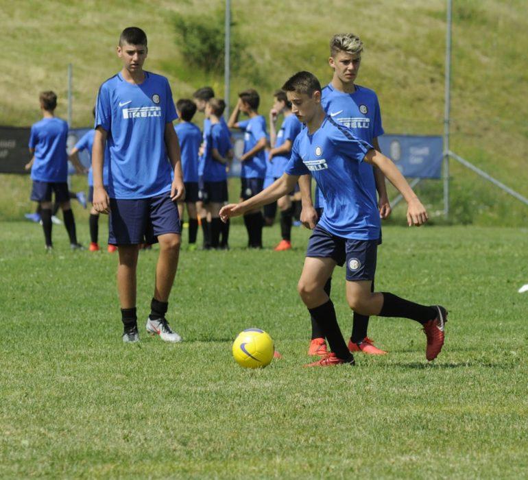 Camp estivi di calcio